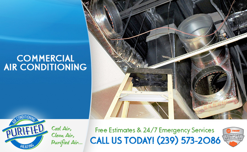 Commercial Air Conditioning in and near Cape Coral Florida