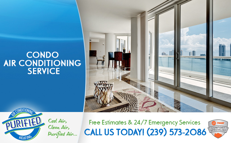 Condo Air Conditioning Service in and near Cape Coral Florida