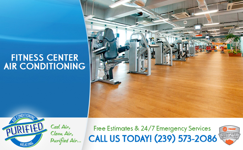 Fitness Center Air Conditioning in and near Cape Coral Florida