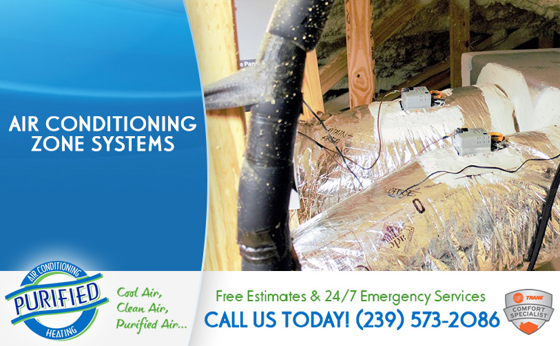 Air Conditioning Zone Systems in and near Fort Myers Florida