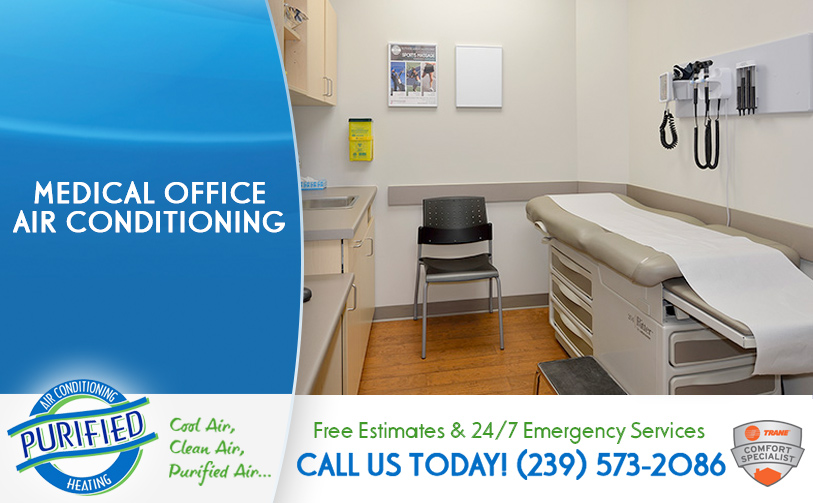 Medical Office Air Conditioning in and near Golden Gate Florida
