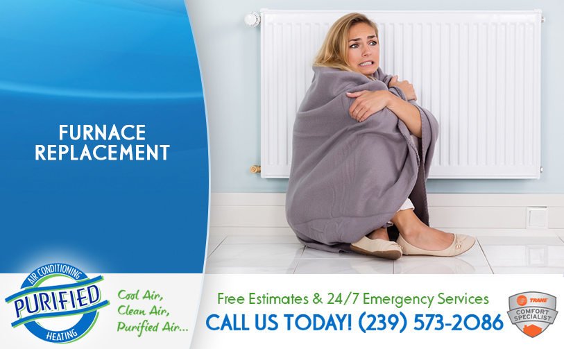 Furnace Replacement in and near Lehigh Acres Florida