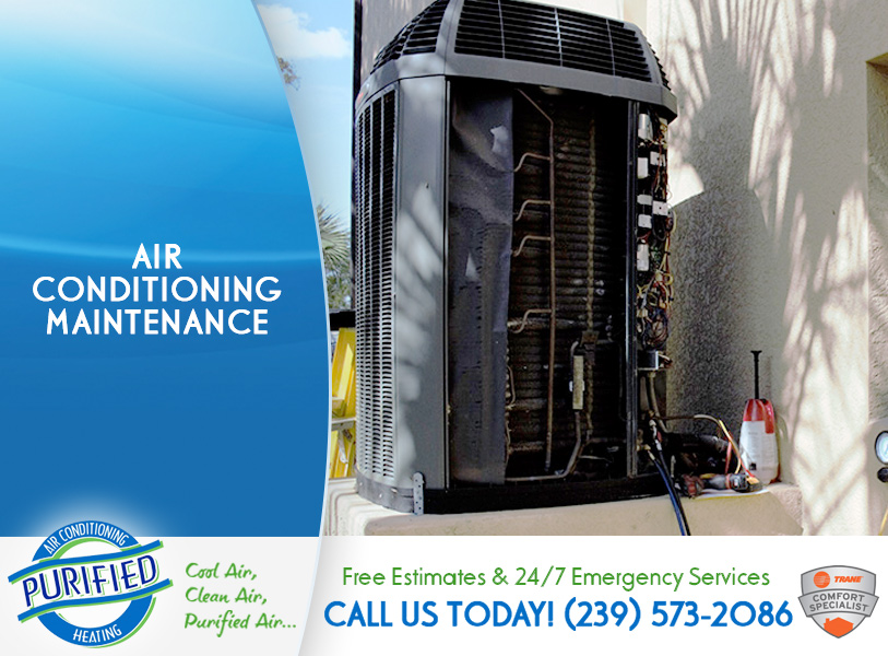 Air Conditioning Maintenance in and near North Fort Myers Florida