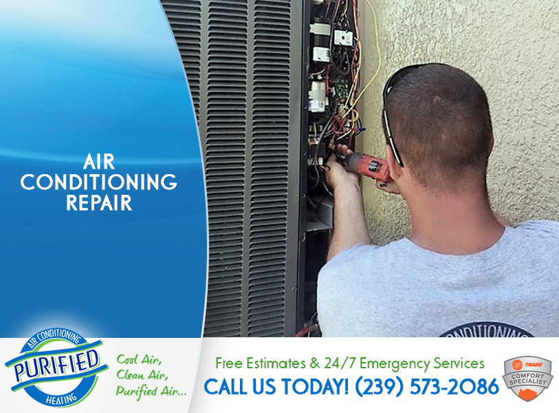 Air Conditioning Repair in and near Sanibel Florida